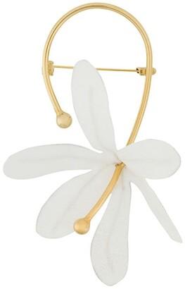 Marni Floral Brooch