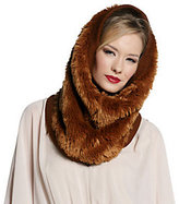 Rachel Zoe Luxe Faux Fur Snood with Lining