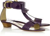 Chloè Leather T-bar sandals