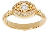 Temple St. Clair Women's Diamond Evil Eye Ring