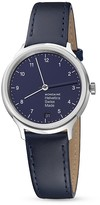 Mondaine Helvetica No. 1 Regular Bleu Marine Watch, 33mm