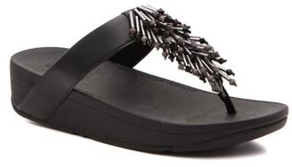 FitFlop Jive Treasure Wedge Sandal