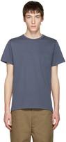 A.P.C. Blue Pocket T-shirt