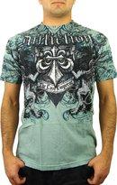 Affliction Men's Fedor Emelianenko Emperor T-Shirt L