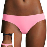 Flirtitude 3-pc. Microfiber Thong Panty