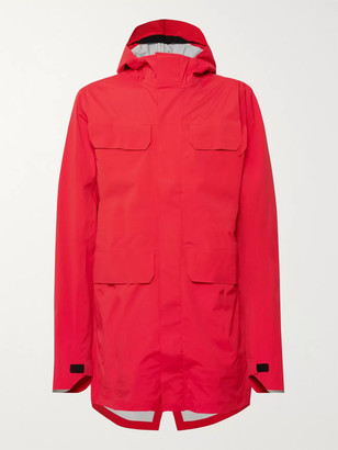 Canada Goose Seawolf Tri-Durance Shell Hooded Jacket - Men - Red