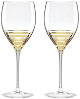 Kate Spade Hampton Street Wine Glasses (Set of 2)