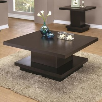 Wrought Studio Emmi Contemporary Coffee Table with Storage