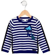 Burberry Boys' Wool-Blend Striped Sweater w/ Tags