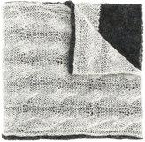 Maison Margiela classic knitted scarf
