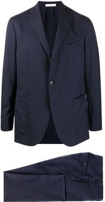 Boglioli Patch Pocket Single-Breasted Suit