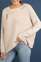 Umgee USA Get Caught Up Sweater