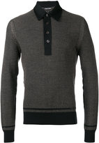 Tom Ford textured knit sweater - men - Silk/Cotton/Cashmere - 52
