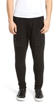 Antony Morato Men's Fleece Cargo Pants
