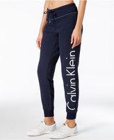 Calvin Klein Fleece Logo Pants