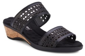 Walking Cradles Kiwi Slide Wedge Sandal Women's Shoes