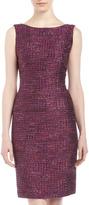 Meldic Tweed Sheath Dress