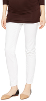 A Pea in the Pod Luxe Essentials Denim 5 Pocket Skinny Leg Maternity Jeans