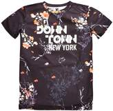 Very Downtown New York Textured T-shirt