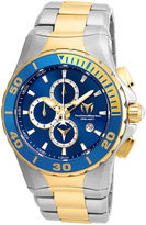 Technomarine TECHNO MARINE Techno Marine Mens Two Tone Bracelet Watch-Tm-215047