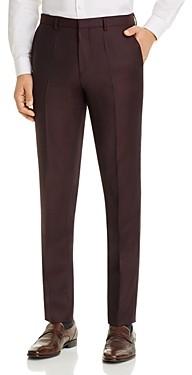 HUGO BOSS Birdseye Extra-Slim-Fit Suit Pants