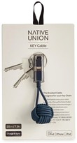 Native Union Key Charge And Sync Keyring