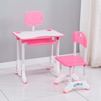 """Isabelle & MaxTM Una Study 23.3"""" W Writing Desk and Chair Set Isabelle & Max"""