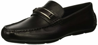 Calvin Klein Men's KADISON Dress Calf Driving Style Loafer