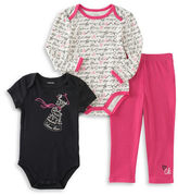 Calvin Klein Three-Piece Body Suits and Pants Set