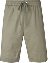 Lost & Found Rooms - layered shorts - men - Cotton/Spandex/Elastane - S