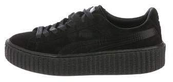 buy online f68c8 b70a8 Suede Platform Creepers