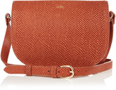 A.P.C. Andrea python-embossed cross-body bag