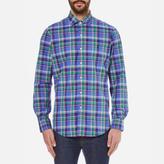 Polo Ralph Lauren Men's Long Sleeved Shirt Liberty Blue
