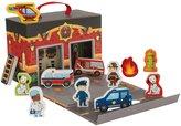 Kid Kraft Emergency Rescue Travel Box Play Set