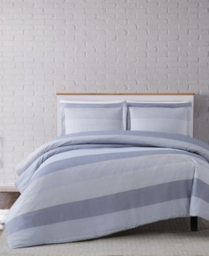 Truly Soft Multi Stripe Twin Xl Duvet Set Bedding