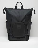 Calvin Klein Backpack Cross In Black