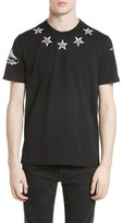 Givenchy Men's Tattoo Print Cuban Fit T-Shirt