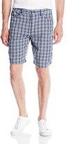 Calvin Klein Jeans Men's Double Cloth Short