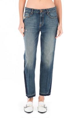 Fidelity Taylor Crop Ankle Jeans