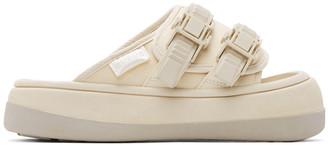 Eytys Off-White Capri Sandals