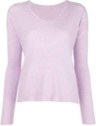 Apparis Penelope ribbed knit jumper