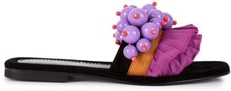 Elina Linardaki Berry Berry sandals