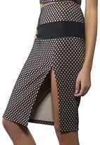 KENDALL + KYLIE Mesh Sports Pencil Skirt