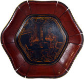 One Kings Lane Vintage Antique Hand-Carved Chinese Tray