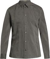 Bottega Veneta Pinstriped button-down shirt