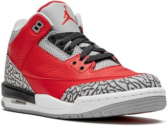 Jordan Air 3 Retro GS sneakers