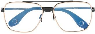 Monocle Eyewear Aviator Optical Glasses