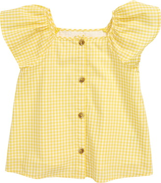 Tucker + Tate Gingham Check Top