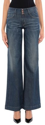 Save the Queen Denim trousers