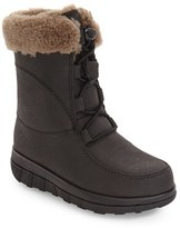FitFlop Women's TM) Loaff Waterproof Genuine Shearling Boot